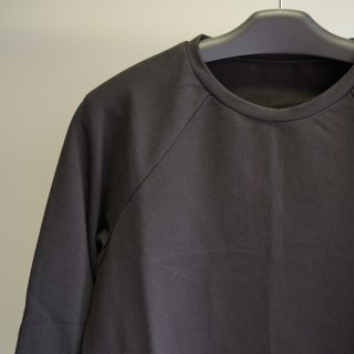 incarnation CO92%EL8% CUT&SAWN RAGLAN LONG SLEEVE(31985-3380)