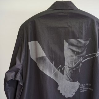 YOHJI YAMAMOTO スタッフシャツB(HN-B26-015)
