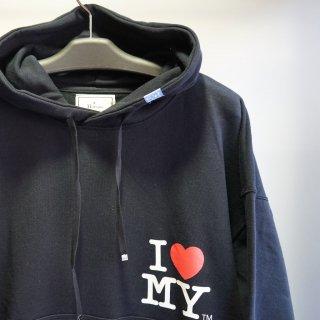 Maison MIHARA YASUHIRO Maison MIHARAYASUHIRO Printed hoodie(A04HD709)