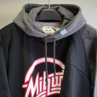 Maison MIHARA YASUHIRO 3sleeves hoodie(A04HD601)