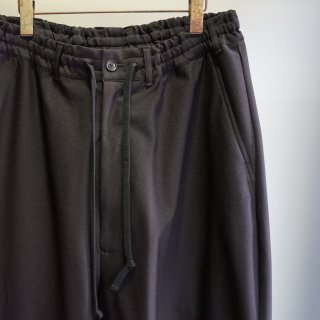 Ground Y Jersey Twill Taperd Shorts(GN-P10-901)