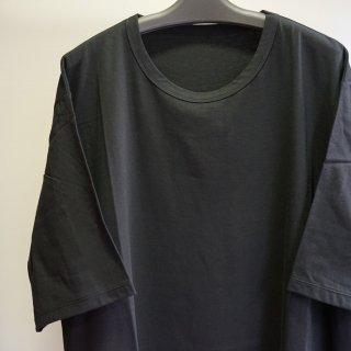 Ground Y Jumbo cut sew Short(GA-T10-040)