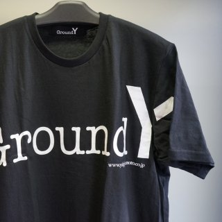 Ground Y GY Logo Graphic(GA-T57-070)