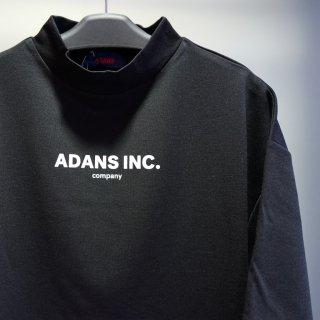 ADANS INC. TEE(AD201TS03)BLK