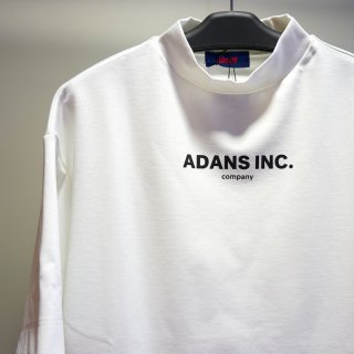 ADANS INC. TEE(AD201TS03)WHT