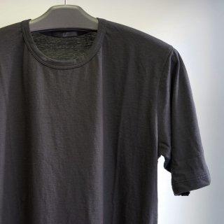 The Viridi-anne コットンカシミヤ Tシャツ(VI-3226-01)