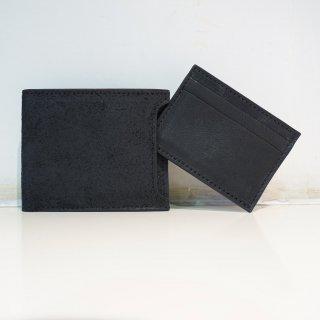 ISAMU KATAYAMA BACKLASH GUIDIキャメル二つ折りウォレット+カードケース(846-02)