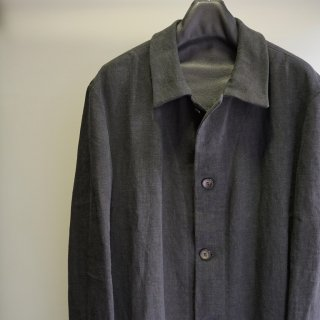 BIEK VERSTAPPEN coat linen wool(ss20-Co8B-U)