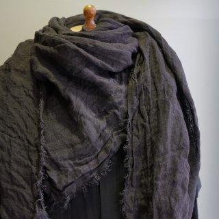 BIEK VERSTAPPEN scarf linen plain(ss20-01)