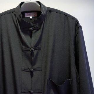 YOHJI YAMAMOTO チャイナシャツ(HN-B25-500)