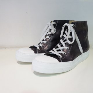 incarnation HORSE LEATHER HI CUT SNEAKER LINED(32011V-7585)