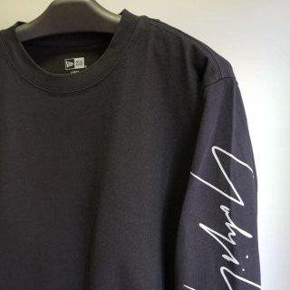YOHJI YAMAMOTO YYxNewEraコットンロングスリーブTシャツ(HN-T99-083)