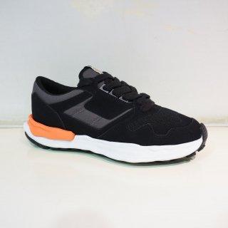 Maison MIHARAYASUHIRO original sole UK traning sneaker(A05FW709)BLK