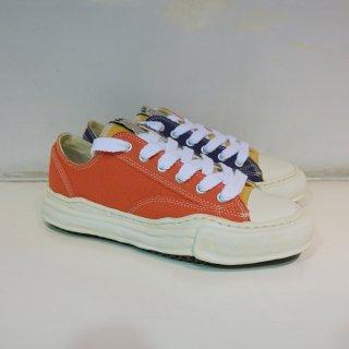 Maison MIHARAYASUHIRO original sole over dyed lowcut sneaker(A05FW728)ORG