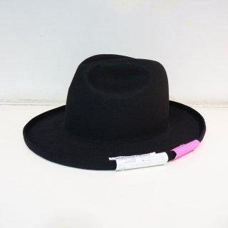 Maison MIHARAYASUHIRO multi tag rabbit fur hat(A05AC403)
