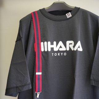 Maison MIHARAYASUHIRO suspender T-shirt(A05TS651)
