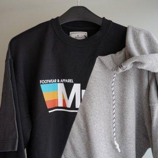 Maison MIHARA YASUHIRO Conbined pullover(A05PO562)BLK