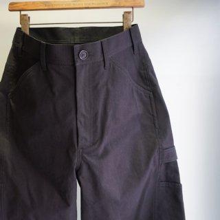 GroundY cotton canvas slim painter pants(GR-P05-006)