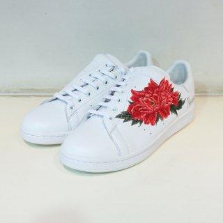 YOHJI YAMAMOTO HOMME  Y's x adidas Diagonal Stan Smith Floral(YB-E03-703)