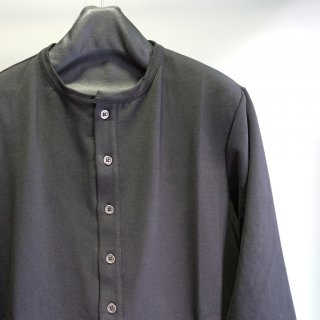 incarnation HENLY NECK LONG SLEEVE CUT&SAWN(32185-3450)BLK