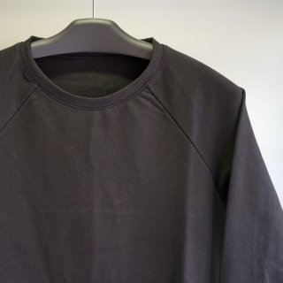 incarnation CO92%EL8% CUT&SAWN RAGLAN LONG SLEEVE(32185-3380)