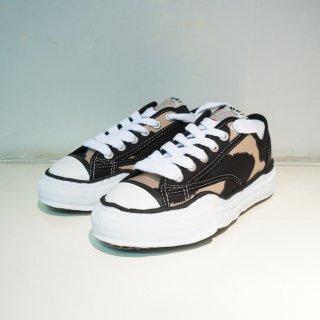 Maisom MIHARA YASUHIRO original sole cow print low top sneaker(A05FW726)