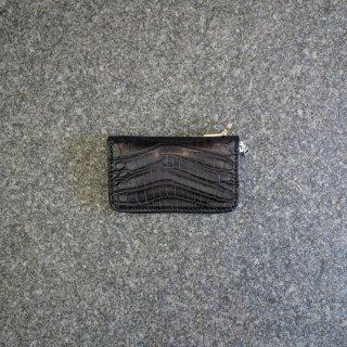 BACKLASH オイルクロコ イタリアンオイルバケッタ コインケース(383-05)