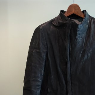incarnation HORSE BUTT CARVED ZIP BLOUSON(11213-4877)