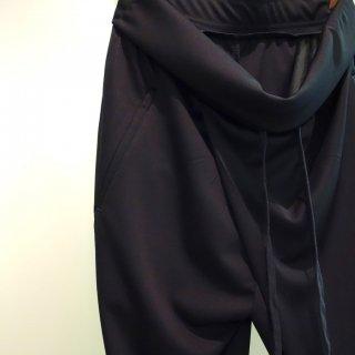 bajra トリアセ強撚スムース ラップパンツ(119BP08)