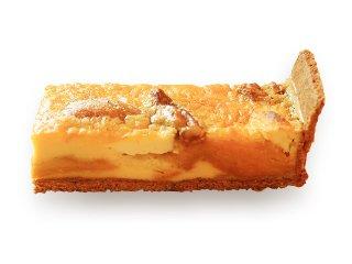 安納芋とくるみとクリームチーズのキッシュ