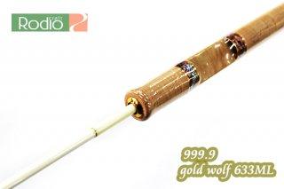 ロデオクラフト 999.9 GOLD wolf ゴールドウルフ 633ML