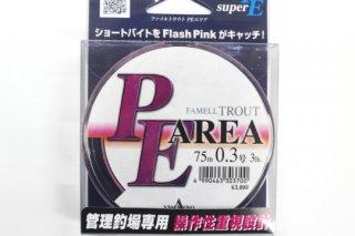 ヤマトヨ PE AREA #0.3号 3lb