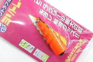 ウォーターランド ヨリトレール 3.8g #オレンジ