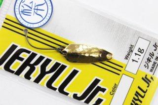 ロデオクラフト ジキル JEKYLL  Jr 1.1g #2017 松本カラー(ハンマード)