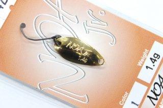 ロデオクラフト ノア NOA Jr 1.4g #1 ゴールド