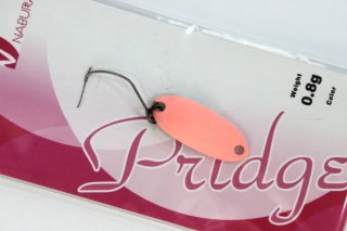 なぶら家 Pridge プリッジ 0.8g #NO.50 アカミドグロー