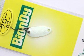 アングラーズシステム ビオンディ BionDy 0.7g #601 グロー