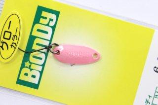 アングラーズシステム ビオンディ BionDy 0.7g #602 グロー