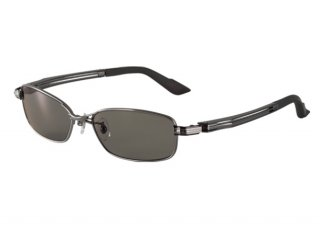 ZEAL OPTICS Feiz Alt F-1354 GUNMETAL TRUEVIEW FOCUS