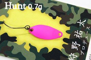New Drawer Hunt ハント 0.7g #NO.11 2丁目