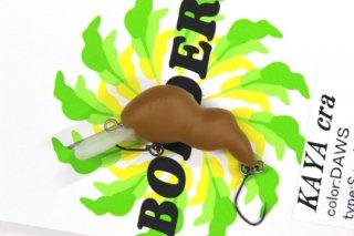 BORDER ボーダー KAYAcra カヤクラ S #DAWS(ダウズ)