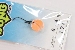 TIMON BUNG ブング 0.4g #170 Wグローオレンジ/ピンク