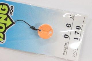 TIMON BUNG ブング 0.6g #170 Wグローオレンジ/ピンク
