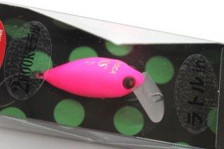 ロデオクラフト モカ ラトル♪ SR SS 2HOOK #蛍光ピンク