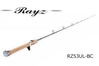 天龍 Rays-レイズ- RZ53UL-BC ベイトフィネス