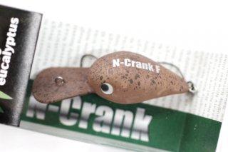 オフィスユーカリ N-Crank F #8 赤土