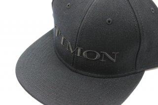 TIMON FRAT CAP フラットキャップ #ブラック