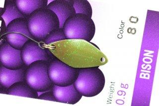 BISON GRAPE グレープ 0.9g #80 素敵なペレット
