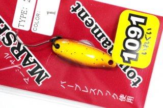 FOREST マーシャルトーナメントTYPEII 1.2g #1 サンクチュアリSP2【1091】