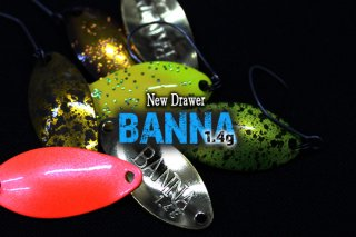 New Drawer BANNA バンナ 1.4g